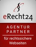 eRecht24 - Siegel Agentur Partner